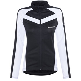 axant Expert Thermo Bike Jersey Longsleeve Women Women white/black